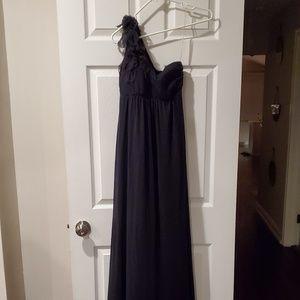 SOMA One Shoulder Dress